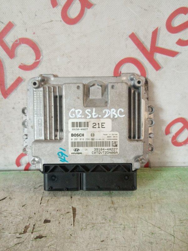 Блок управления двигателем Hyundai Grand Starex TQ D4CB 2009