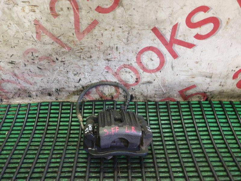 Суппорт Hyundai Santa Fe CM D4EB 2007 задний левый