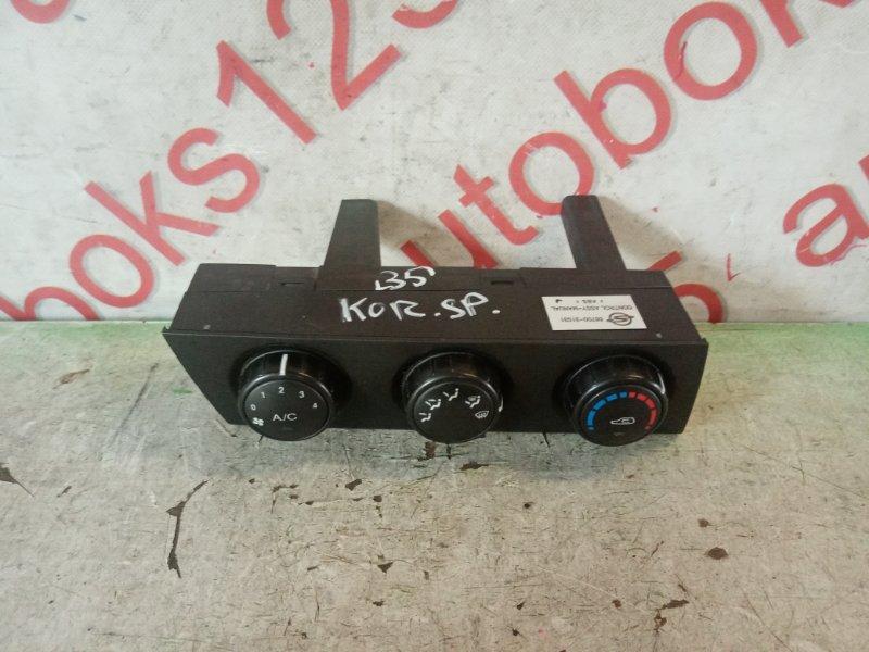 Блок управления климат-контролем Ssangyong Korando Sports D20DTR (671960) 2013