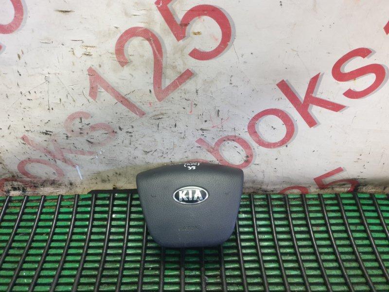 Подушка безопасности водителя Kia Sorento XM 2013