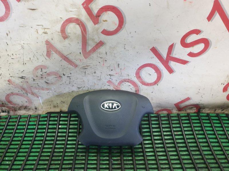 Подушка безопасности водителя Kia Carnival VQ J3 2008