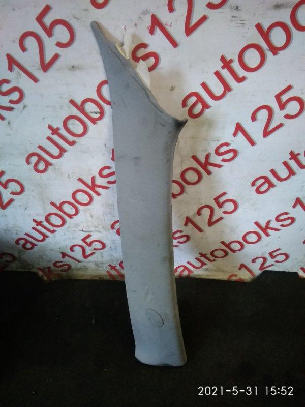 Обшивка стойки Kia Sorento XM D4HB 2013 передняя левая