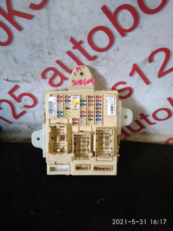 Блок предохранителей Kia Sorento XM D4HB 2013