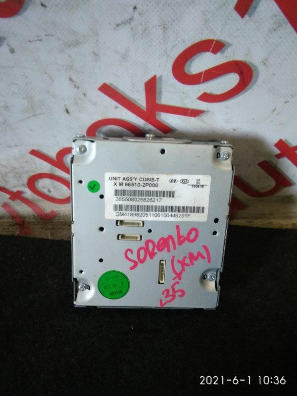 Блок управления Kia Sorento XM D4HB 2013