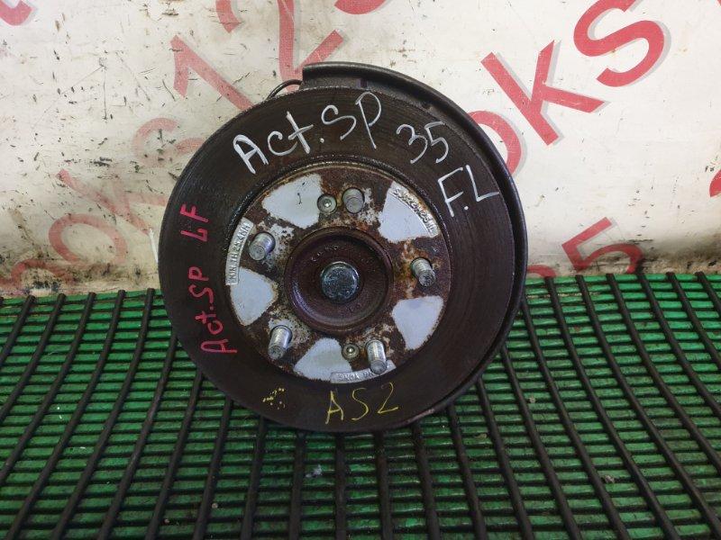 Ступица Ssangyong Actyon Sports D20DT (664) 2007 передняя левая