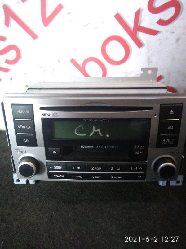 Магнитофон Hyundai Santa Fe CM 2008
