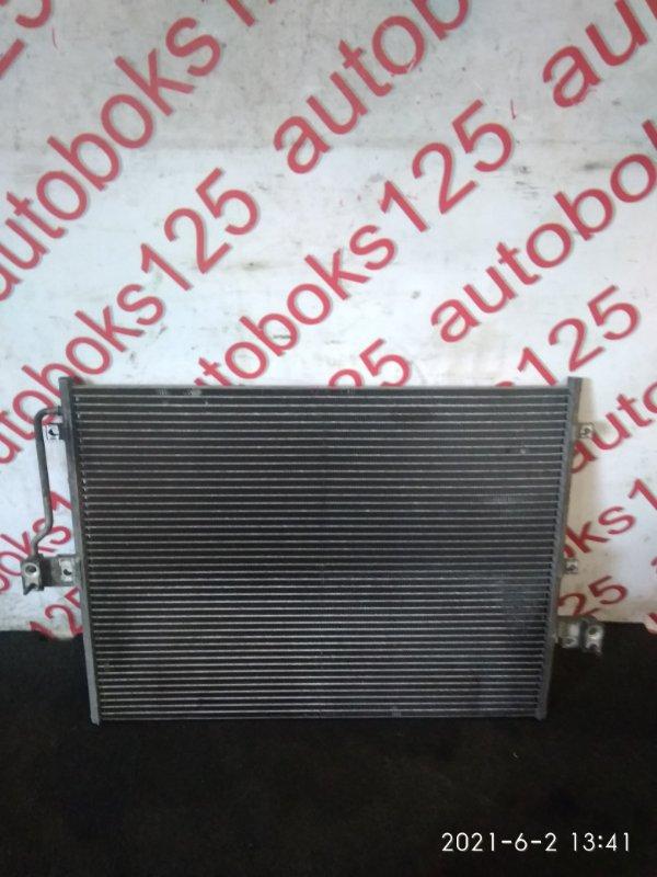 Радиатор кондиционера Ssangyong Kyron DJ D20DT (664) 2007