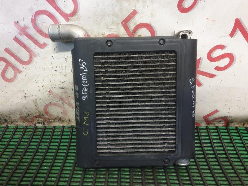 Радиатор интеркулера Hyundai Santa Fe CM D4EB 2007
