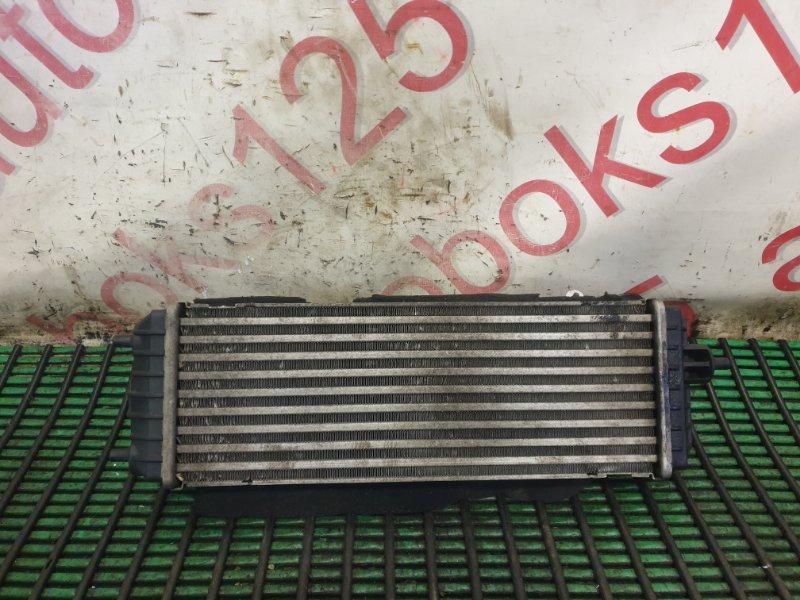 Радиатор интеркулера Kia Sorento XM D4HA 2013