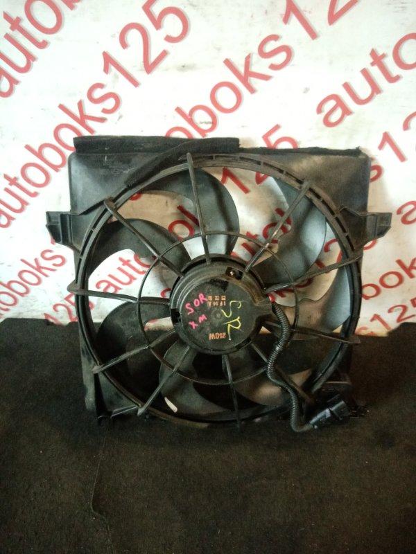 Диффузор радиатора двс Kia Sorento XM D4HB 2013