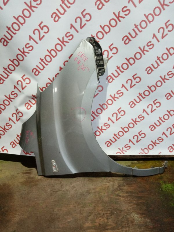Крыло Hyundai Grand Starex TQ D4CB 2009 переднее правое