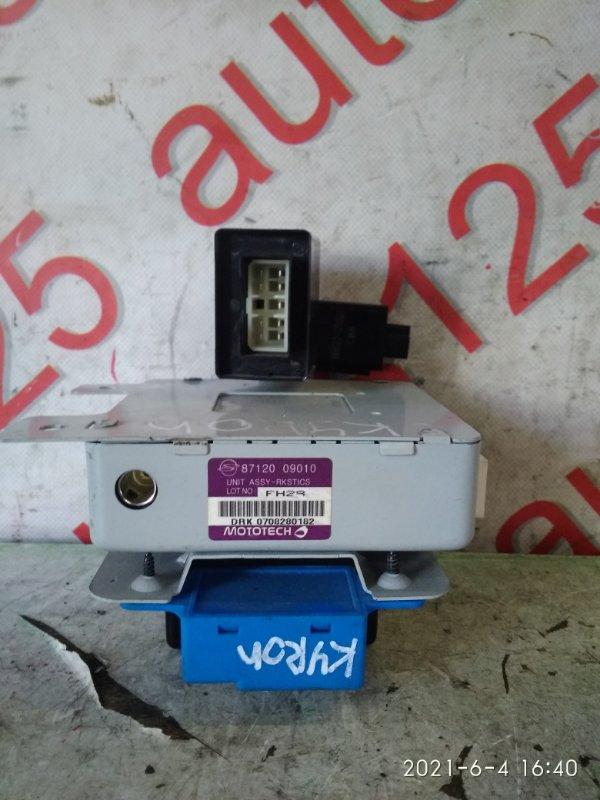 Блок управления Ssangyong Kyron DJ D20DT (664) 2008