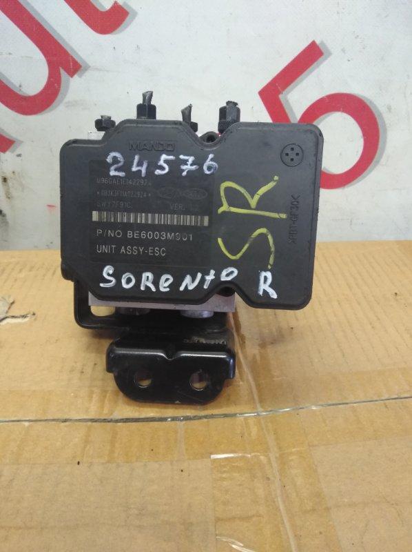Блок управления abs Kia Sorento D4HA 2012