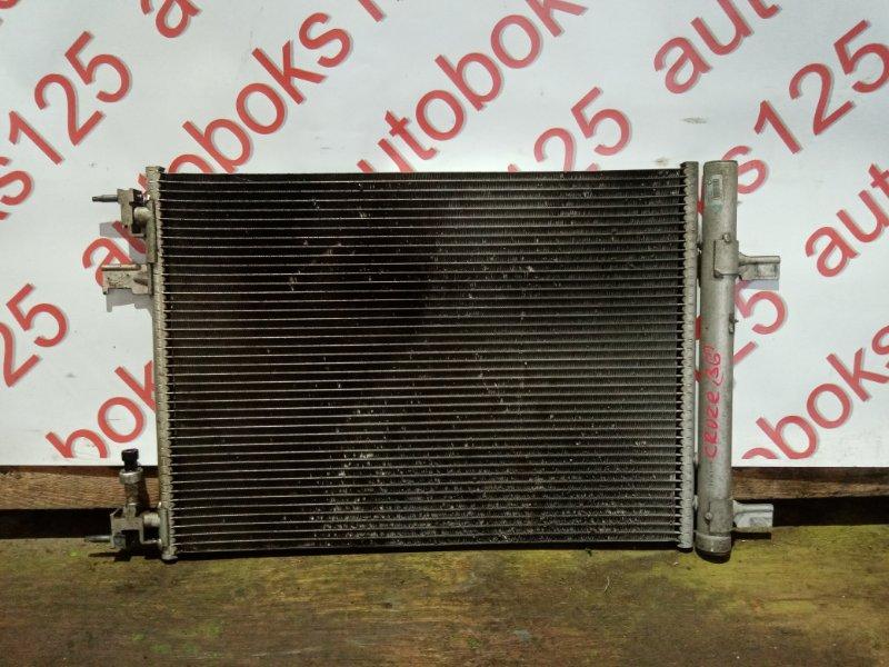 Радиатор кондиционера Chevrolet Cruze J300 F18D4 2010