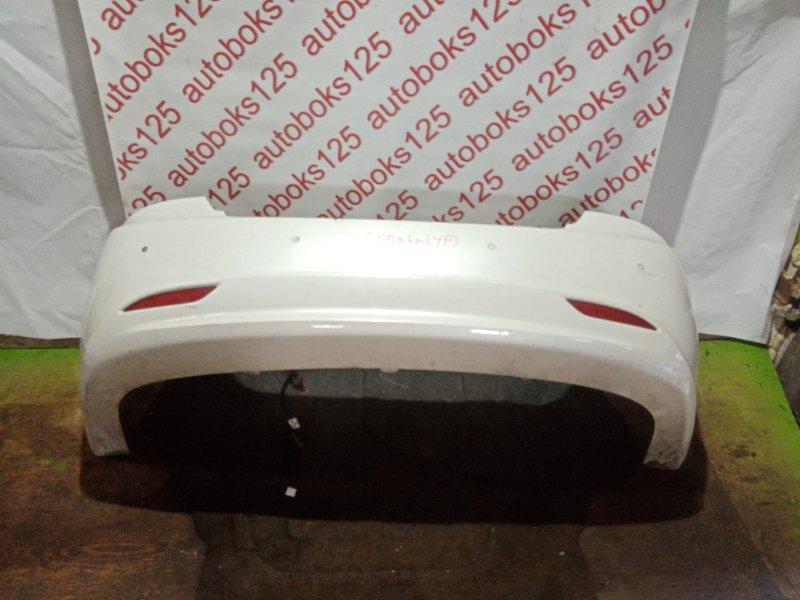 Бампер Hyundai Sonata YF 2013 задний