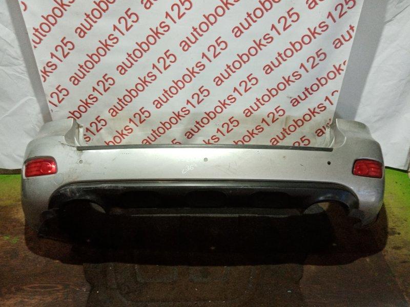 Бампер Hyundai Santa Fe CM 2007 задний
