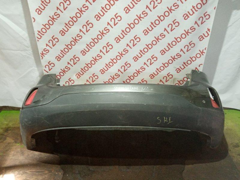 Бампер Kia Sorento XM D4HA 2013 задний