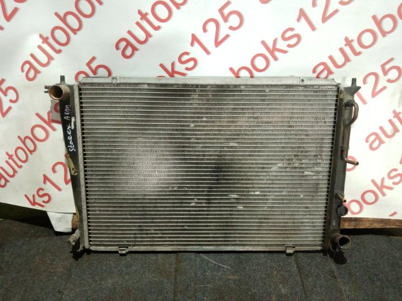 Радиатор двс Hyundai Starex A1 D4CB 2003