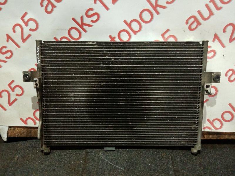 Радиатор кондиционера Hyundai Starex A1 D4CB 2003