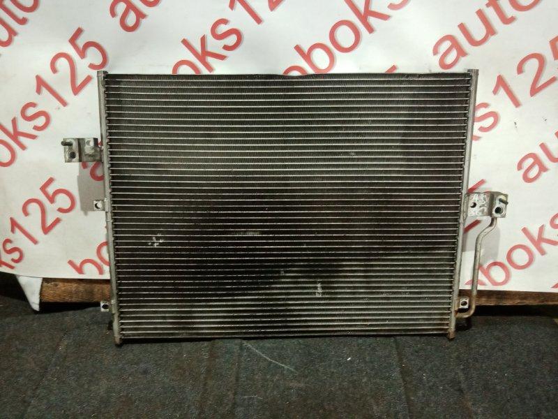 Радиатор кондиционера Ssangyong Actyon Sports D20DT (664) 2007