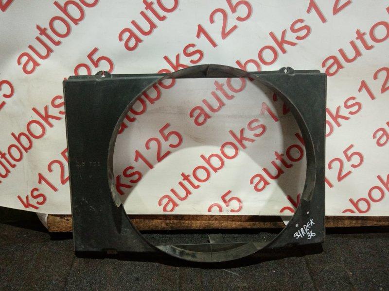 Диффузор радиатора двс Hyundai Starex A1 D4CB 2003