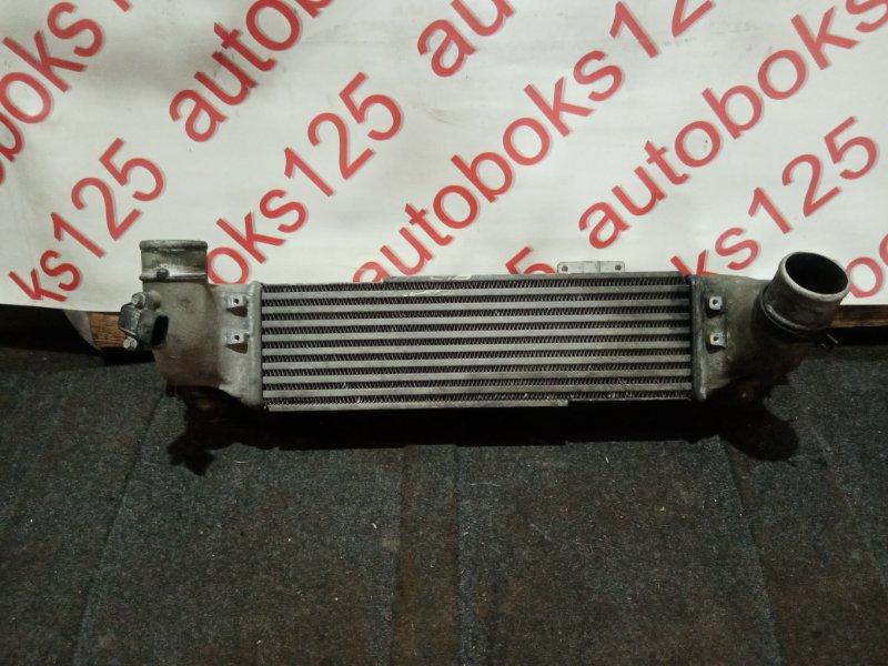 Радиатор интеркулера Kia Sorento BL D4CB 2007