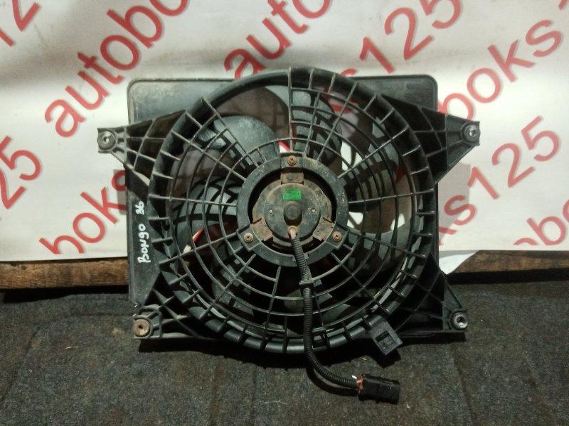 Вентилятор радиатора кондиционера Kia Bongo PU J3 2007