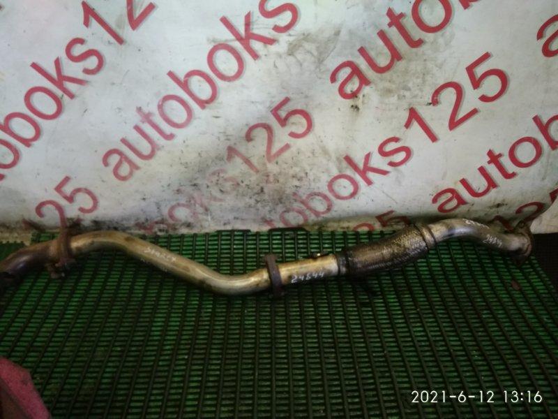 Гофра глушителя Hyundai Starex A1 D4CB 2005 левая