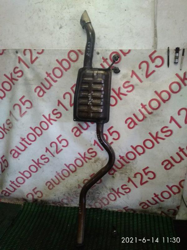 Глушитель Hyundai Starex A1 D4CB 2005