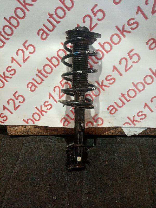 Стойка подвески Ssangyong Actyon CK D20DTF (671950) 2012 передняя левая