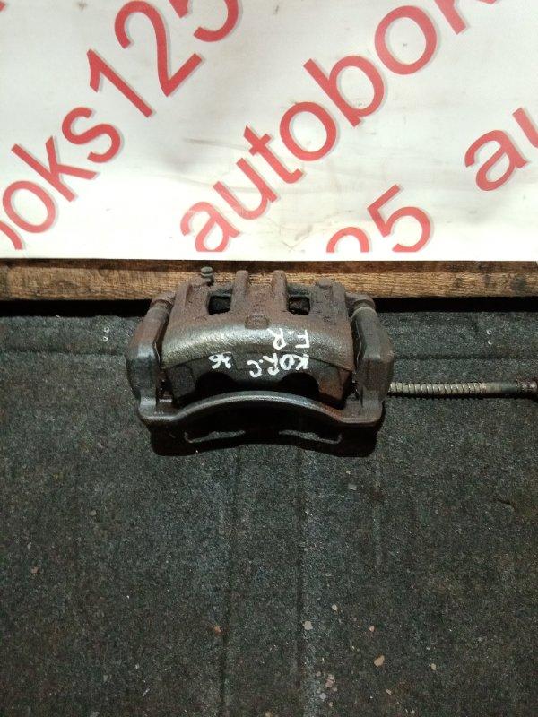Суппорт Ssangyong Actyon CK D20DTF (671950) 2012 передний правый