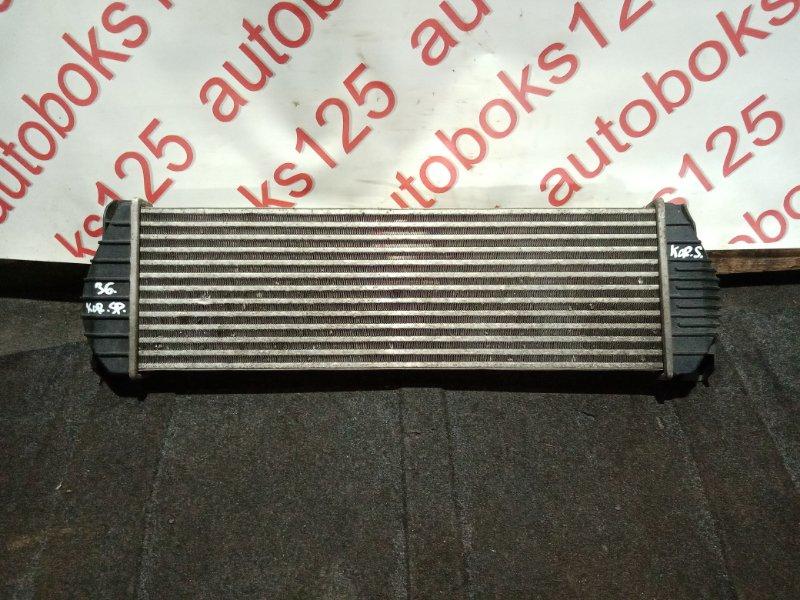 Радиатор интеркулера Ssangyong Korando Sports D20DTR (671960) 2013