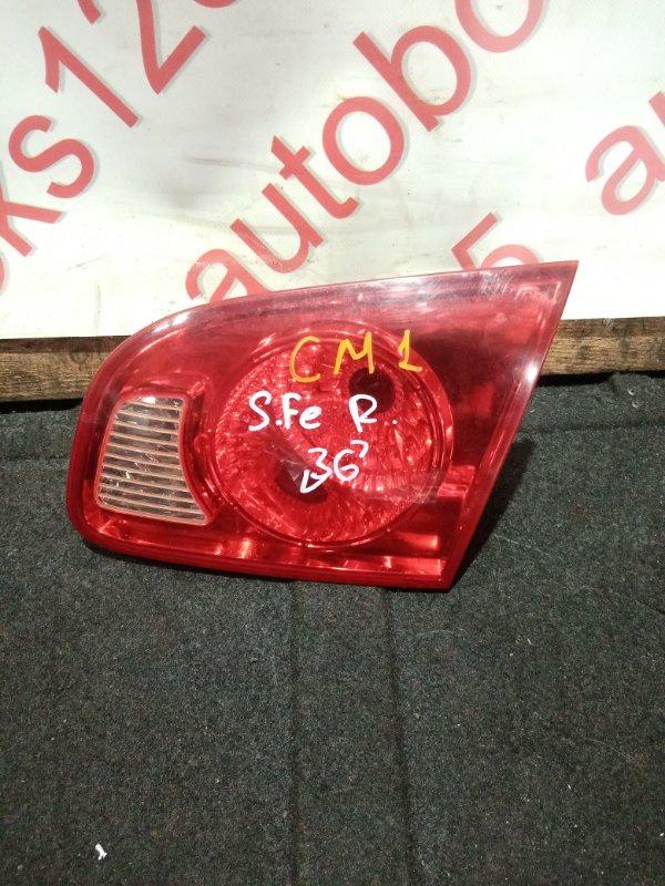 Стоп-вставка Hyundai Santa Fe CM 2008 правая