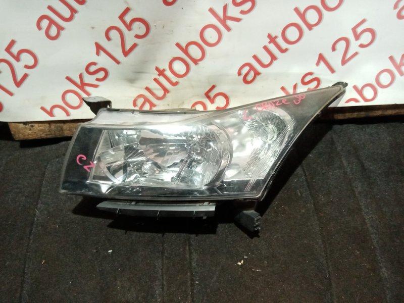 Фара Chevrolet Cruze J300 2010 левая