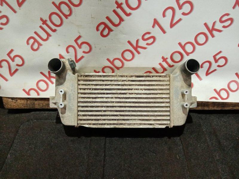 Радиатор интеркулера Kia Bongo PU J3 2009