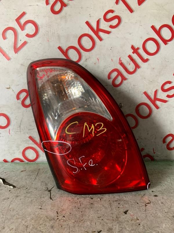 Стоп-сигнал Hyundai Santa Fe CM D4EB 2009 задний правый