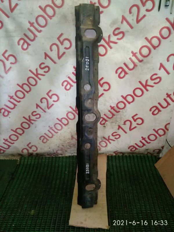 Усилитель бампера Ssangyong Actyon Sports D20DT (664) 2008 задний
