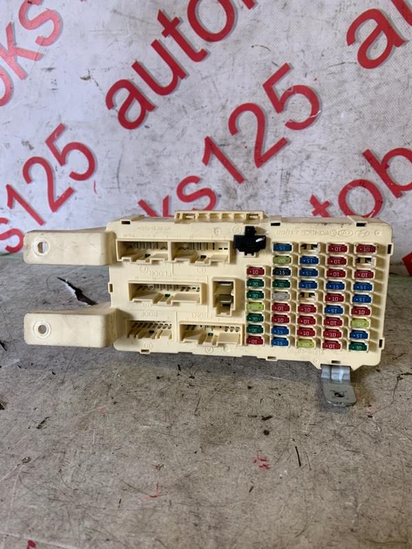 Блок предохранителей Hyundai Santa Fe CM D4EB 2009