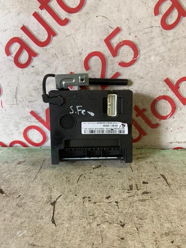 Блок управления Hyundai Santa Fe CM D4EB 2009