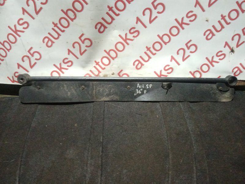 Тяга поперечная Ssangyong Actyon Sports D20DT (664) 2007 задняя