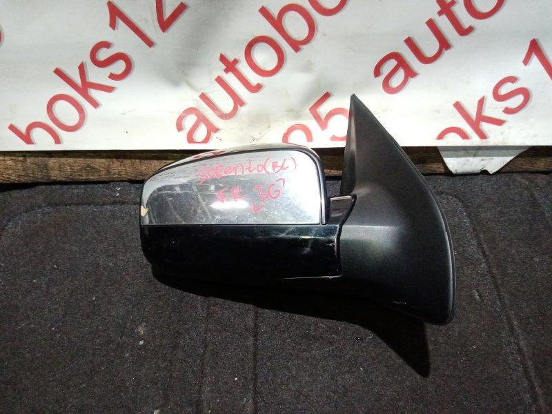 Зеркало Kia Sorento BL 2005 переднее правое
