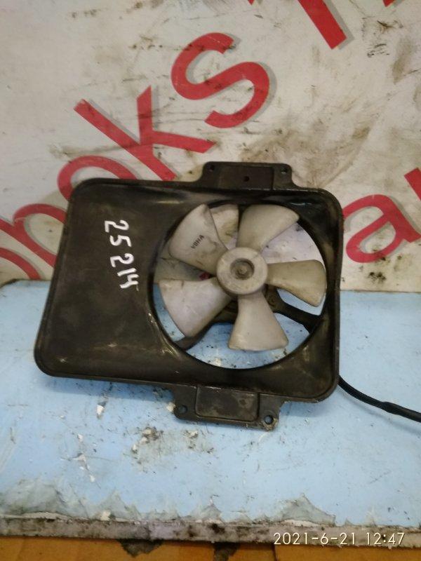 Вентилятор радиатора Hyundai Terracan 2001