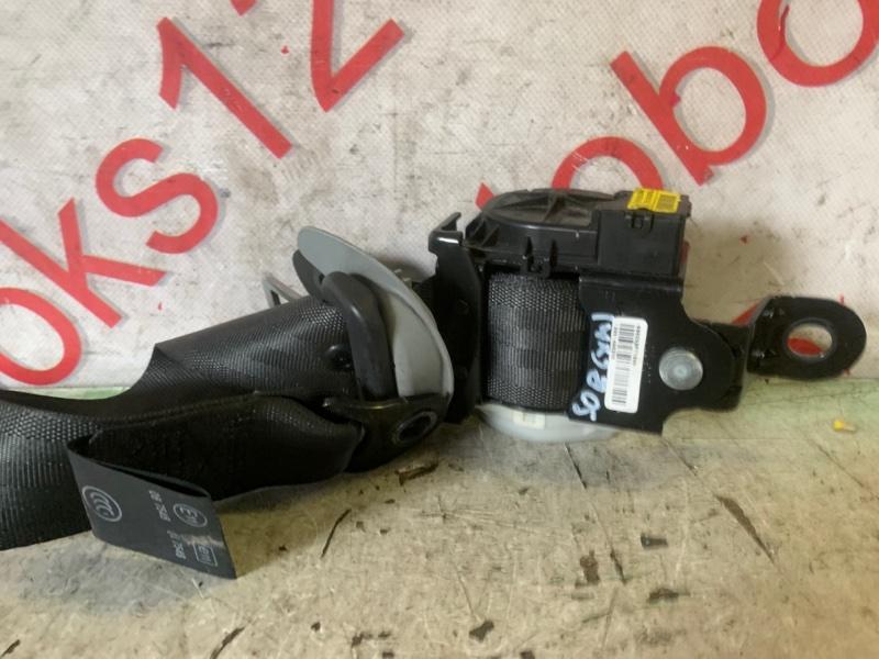 Ремень безопасности Kia Sorento XM D4HA 2013 задний правый