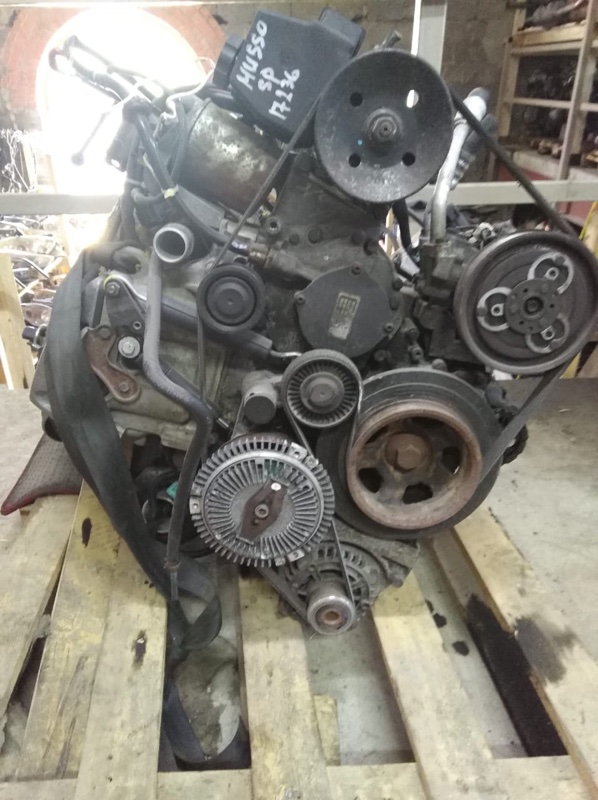 Двигатель Ssangyong Musso FJ OM662 (662 920) 2003