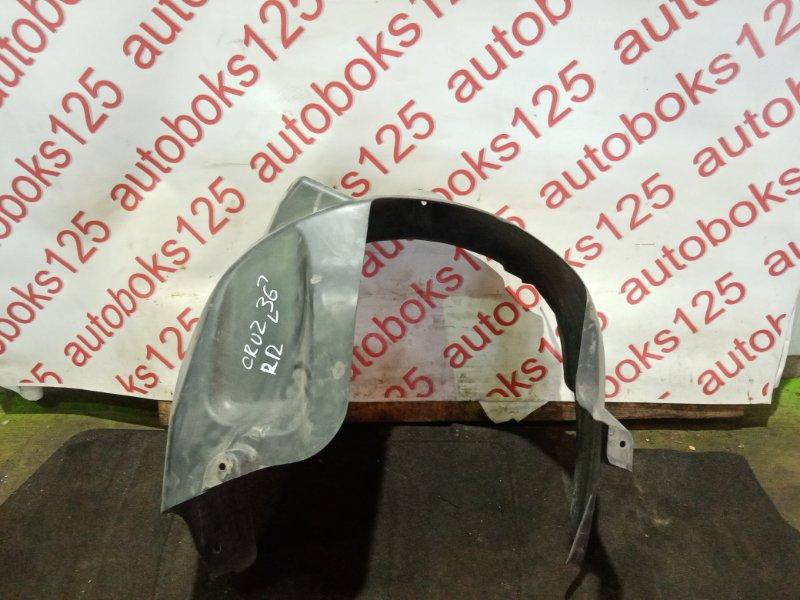 Подкрылок Chevrolet Cruze J300 2010 задний правый