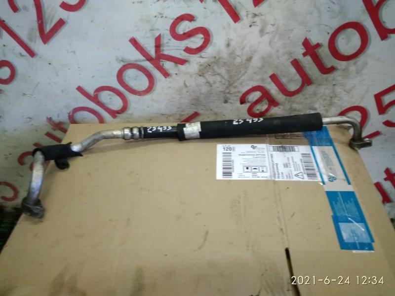 Трубка кондиционера Ssangyong Actyon Sports D20DT 2008