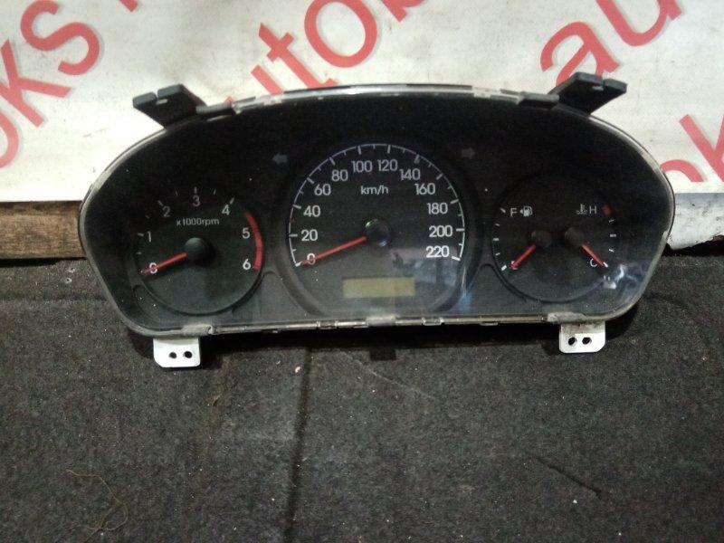 Спидометр Hyundai Grand Starex TQ D4CB 2009
