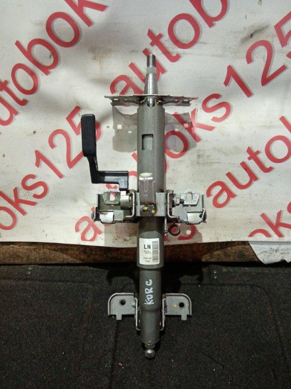 Рулевая колонка Ssangyong Actyon CK D20DTF (671950) 2012