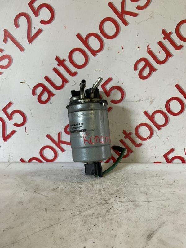 Насос топливный низкого давления Ssangyong Actyon CK D20DTF (671950) 2012