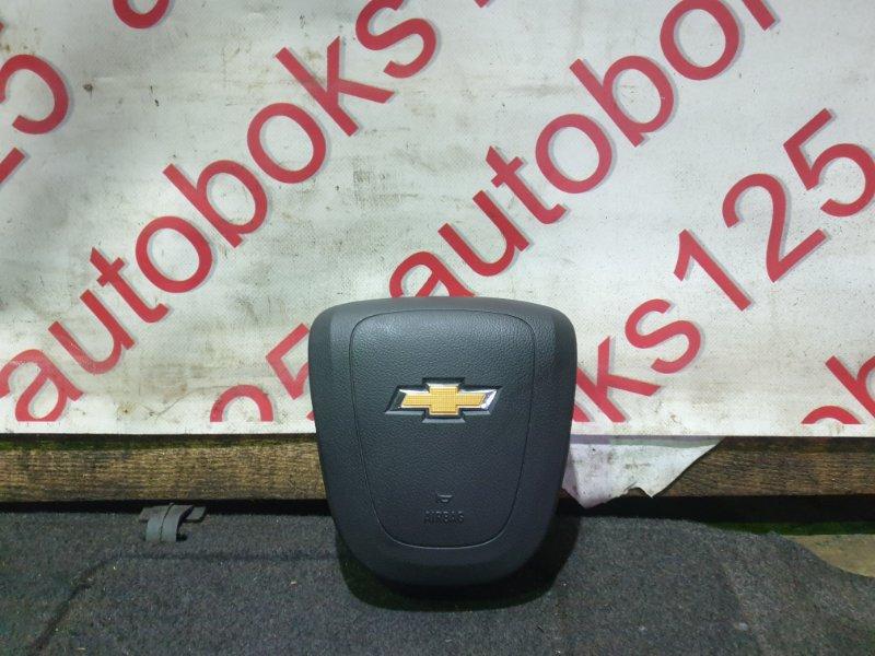 Подушка безопасности водителя Chevrolet Cruze J300 F18D4 2010